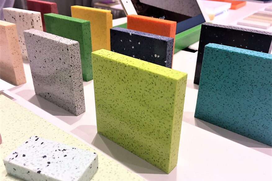 Durat by IceStone | Architect Magazine | Products, Green Products ...