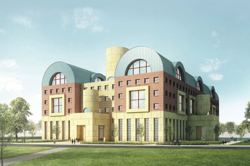 Newly announced michael graves school of architecture for Architecture schools in nj