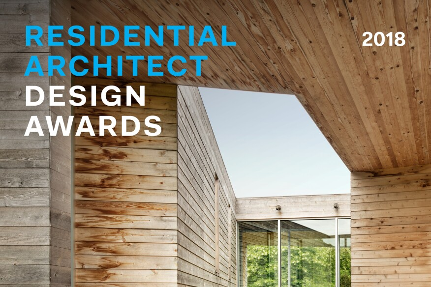 The Winners of the 2018 Residential Architect Design Awards ... on