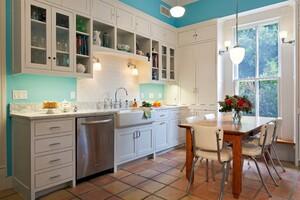 Historic Kitchen Remodel | Architect Magazine | CG&S Design-Build ...