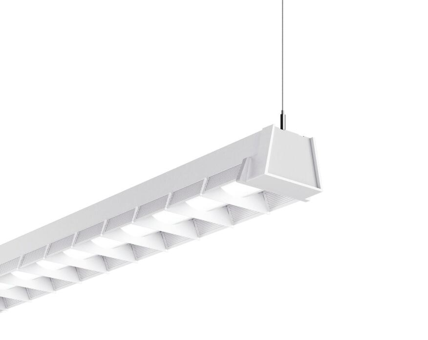 Eatons cooper lighting corelite rzl led luminaire