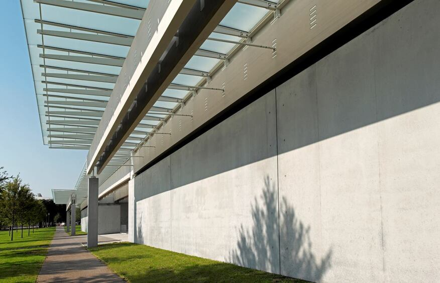 Channeling Kahn Renzo Piano S Addition To The Kimbell Art