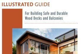 Common Code Violations Professional Deck Builder Codes