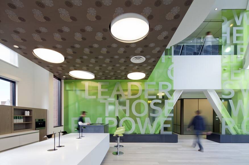 Microsoft Cambridge Architect Magazine