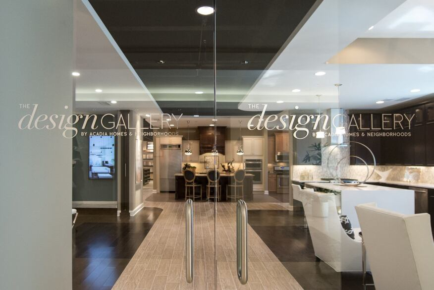 Creating a design center that s beautiful and brainy Bathroom design centers atlanta