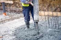 日本公司从火山灰制作环境混凝土