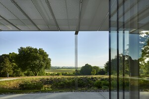 Monmouth Battlefield State Park Visitor Center | Architect