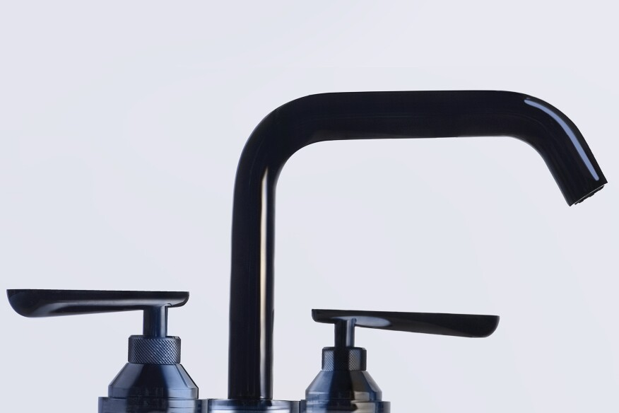 Three Industrial Bathroom Faucets | Architect Magazine | Products ...