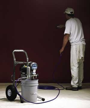 Tool Test Airless Paint Sprayers Tools Of The Trade Painting
