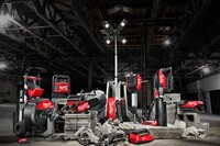 Milwaukee Tool Launches New MX FUEL Cordless Light Equipment System