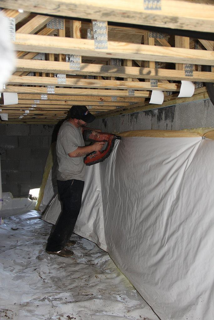 Sealing And Insulating A Crawle Will Save Energy Reduce The Chance Of Mold Mildew Compared To Vented Crawl But Only If Builder Uses