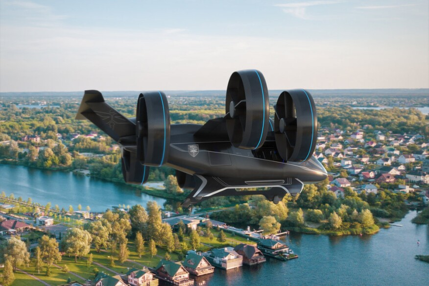 This Week in Tech: Bell Unveils Flying Uber Taxi Design at