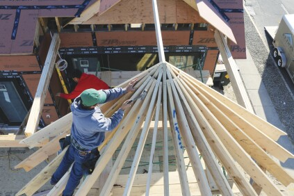 Rafter Framing for a Conical Roof | JLC Online