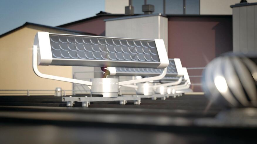 Sp3 By Parans Solar Lighting Custom