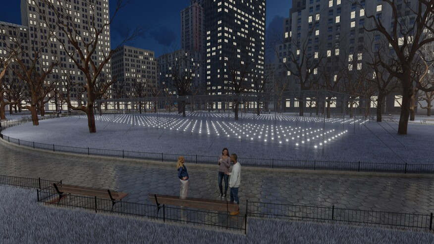 """Artist Erwin Redl's """"Whiteout"""" on View in New York City ..."""