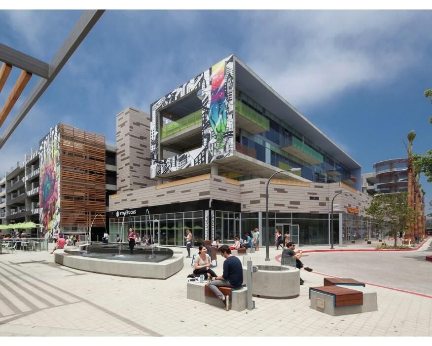 Long Beach Downtown Core