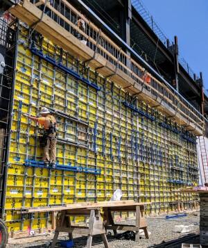 One-Man Formwork  Concrete Construction Magazine