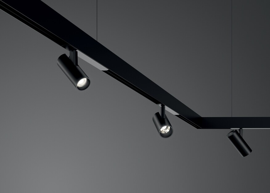 Vector Artemide Designed By Carlotta De Bevilacqua Is A Spotlighting System Available With Two Diffe Size Fixture Heads