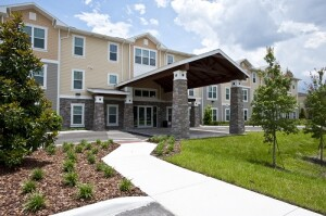 Haley Park Is Home To Income Restricted Residents Age 55 And Older