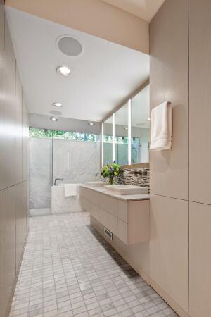 Mount Curve Modern Bath Minneapolis Custom Home