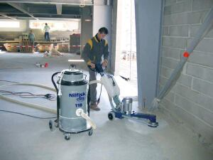 Hepa Filter Vacuum Cleaners Often Are Preferred Because They Collect And Retain Silica Dust Without
