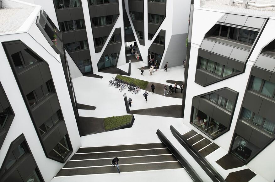 Architekten Jena sonnenhof architect magazine j mayer h and partner