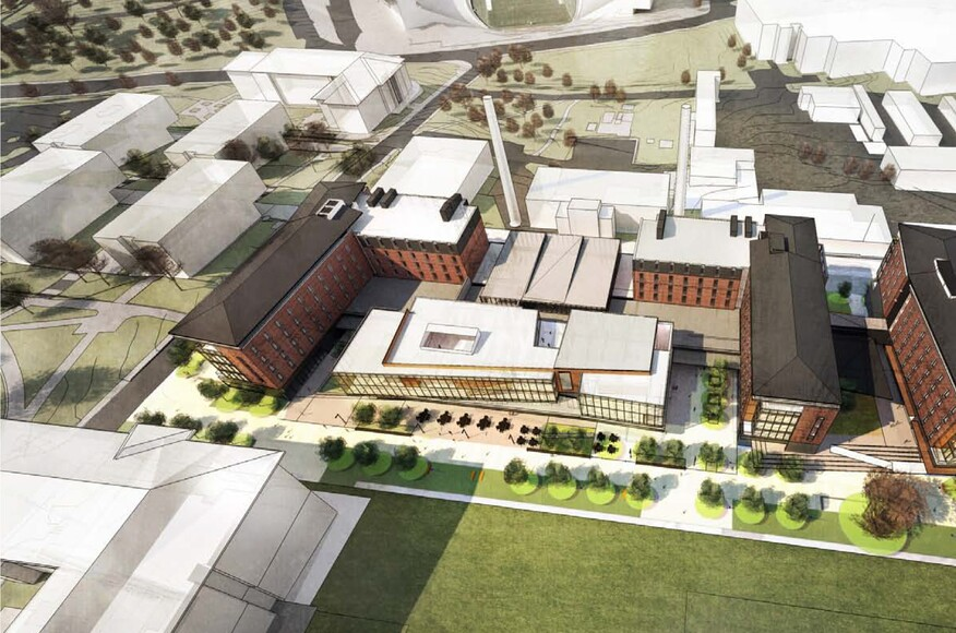 Clemson University Plans New And Replacement Space Within