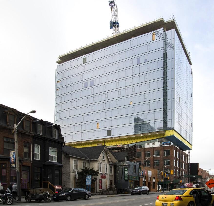 Richmond Architects: Citation: Queen Richmond Centre West
