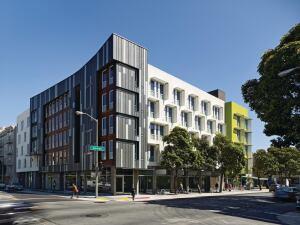 All Community Housing Partnership Building San Francisco