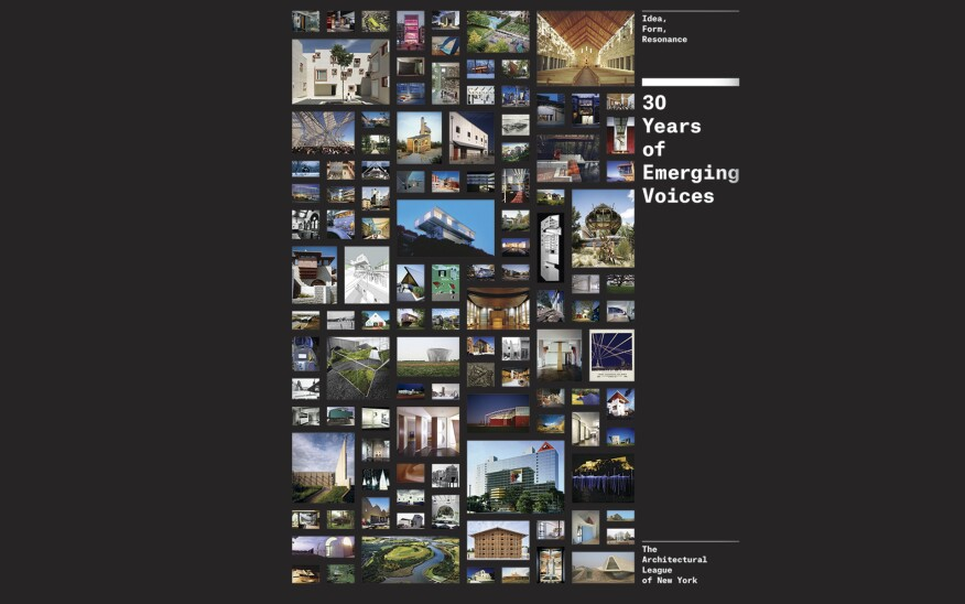 Revisiting Three Decades of the Architectural League's