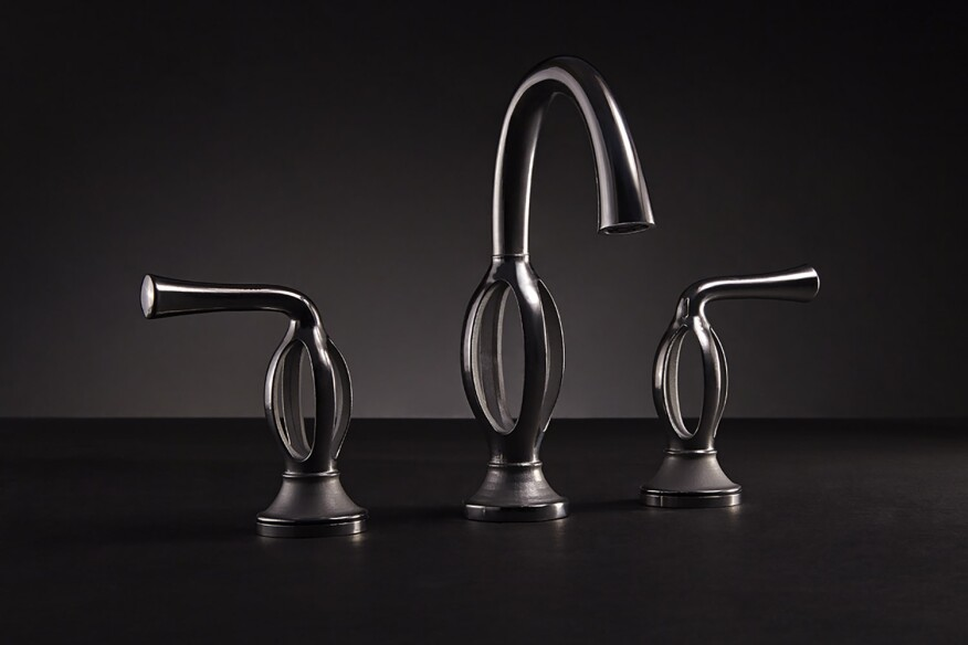 These Stunning Faucets are 3D Printed in Metal | Architect Magazine ...