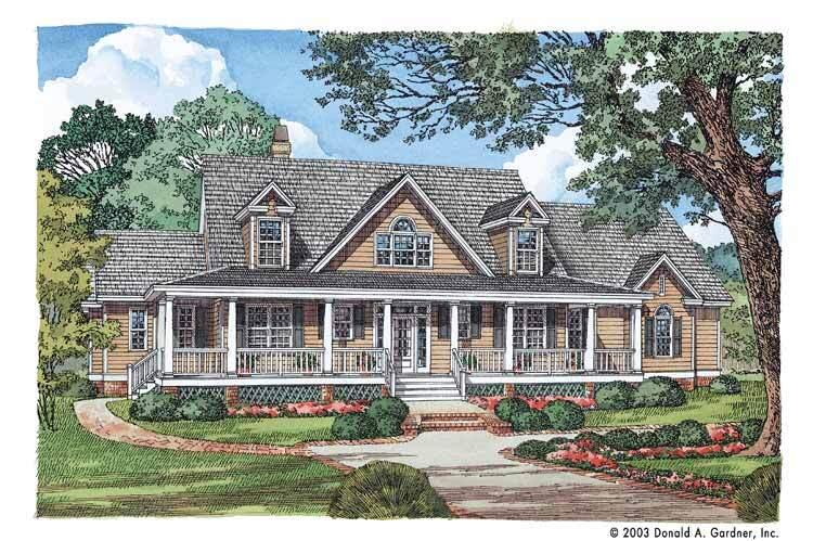 FourPlans Modern Farmhouses from Don Gardner Builder Magazine