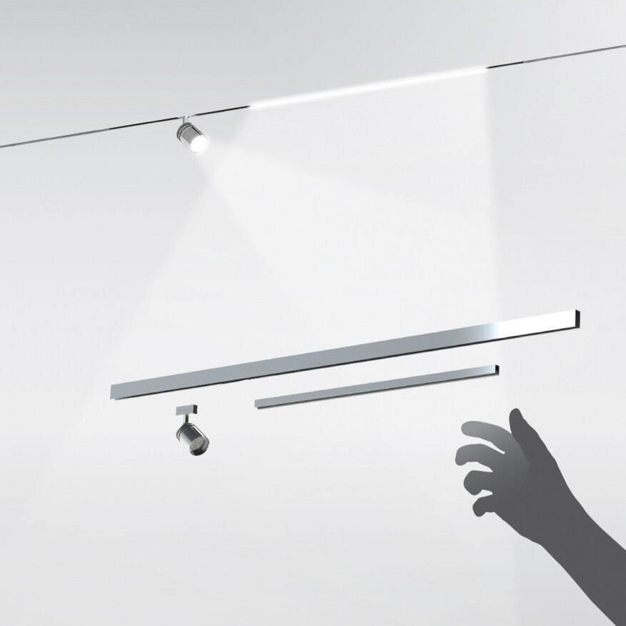 Architectural Led Track Lighting: 2016 Product Issue: 12 Trim Tracklights