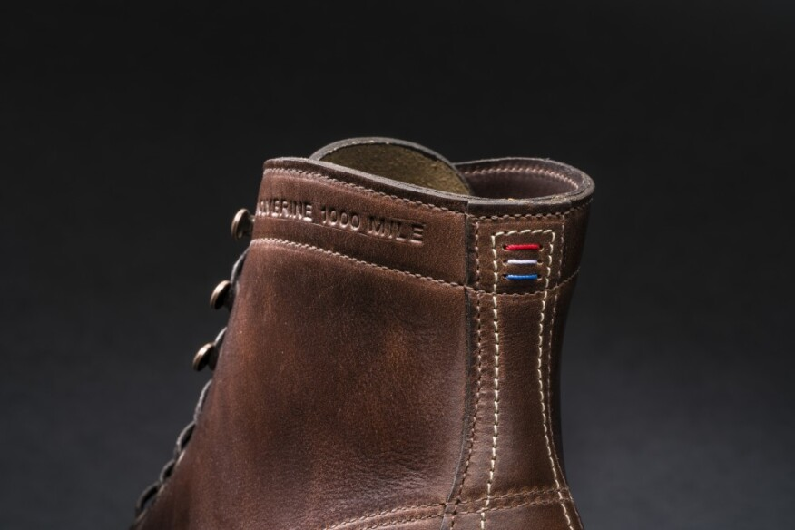 df59e2340c2 Mike Rowe and Wolverine Launch Limited-Edition 1000 Mile Work Boot ...