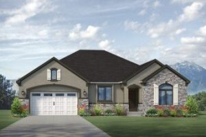 McArthur Homes' Augusta model at Boulder Ranch starts at $478,300.