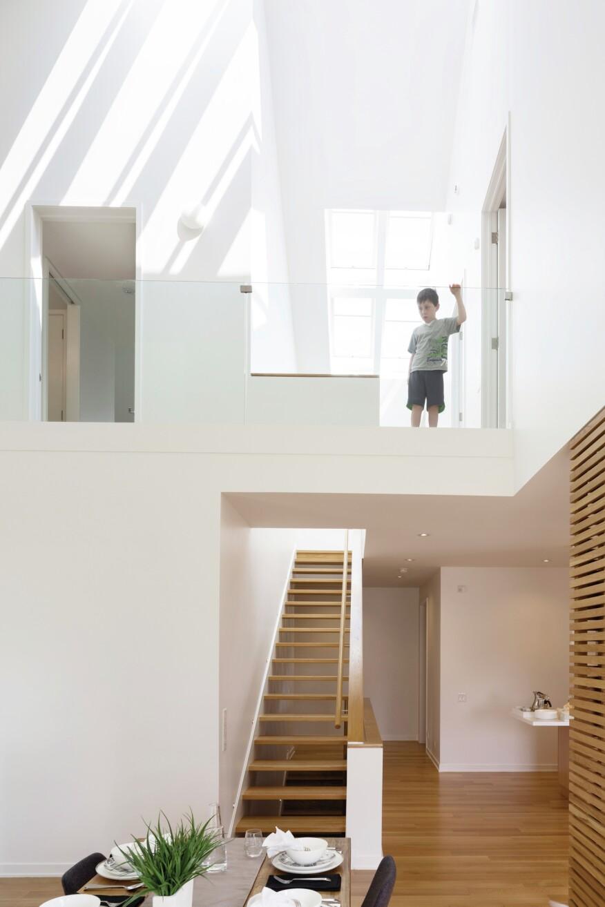 Nine Award-Winning, Earth-Friendly Homes | Builder Magazine | Design ...