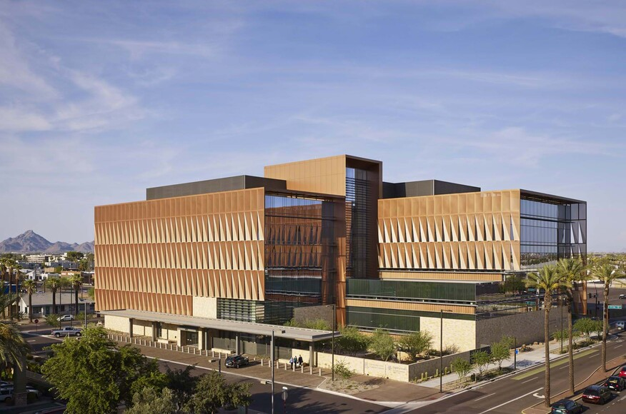 The University of Arizona Cancer Center at Dignity Health ...