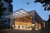 Glittering Prizes for Sober Buildings