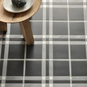 New Ravenna S Plaid Patterned Tiles