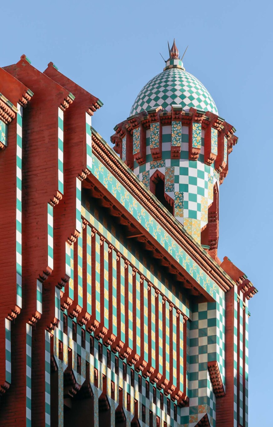 Gaud S Casa Vicens To Reopen As Museum
