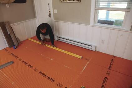 Working With Large-Format Floor Tile   JLC Online   Tile, Entryway