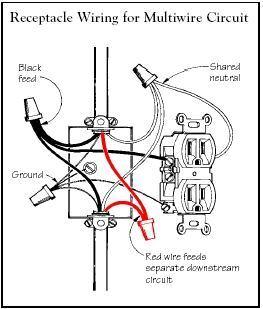 [SCHEMATICS_4LK]  Tracing 3-Wire Circuits | JLC Online | Light Receptacle Wiring |  | JLC Online