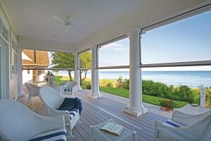 screen options for porches professional deck builder options and
