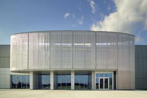Mercedes-Benz Parts Distribution Center   Architect Magazine