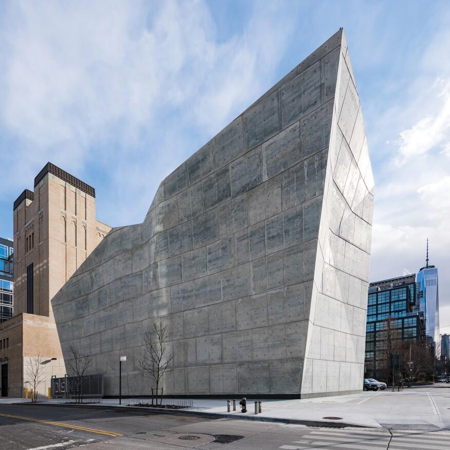 How the salt shed happened architect magazine urban for Salt shed design
