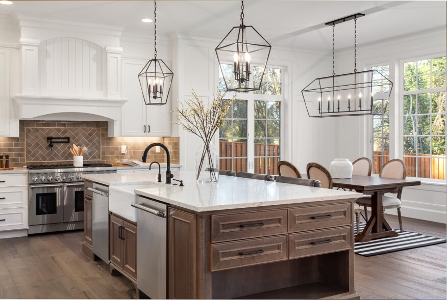 Por Kitchen Island Trends Designers