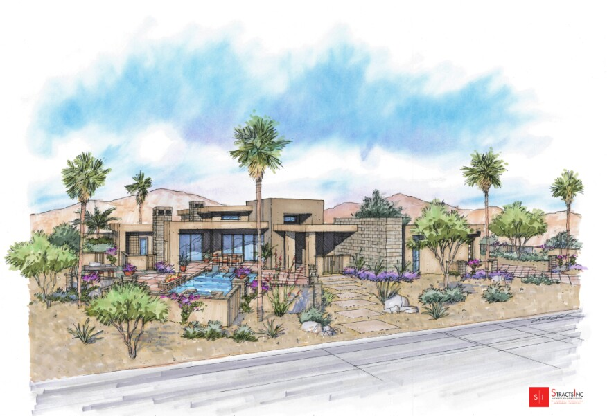 Gallery Homes Looks To Palm Springs Builder Magazine