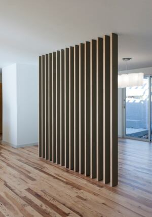 How to Make Floating Birch Room Dividers Custom Home Magazine