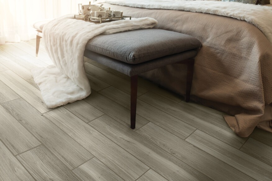Porcelain Tile Floating Floor System