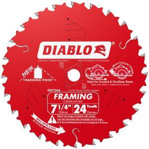 Diablos improved demo and circular saw blades tools of the trade demo demon blades are diablo tools updated carbide tipped recip blades for cutting nail embedded wood and for other demolition tasks greentooth Images